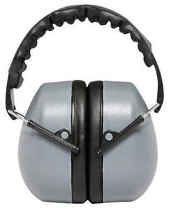 Pyramex Folding Ear Muff Safety Noise Protection 5 Boxes Ms92305