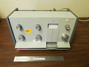 Beckman Research Ph Meter Model 1019