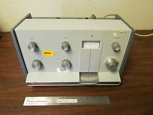 Beckman Research Ph Meter Model Laboratory Scientific 1019