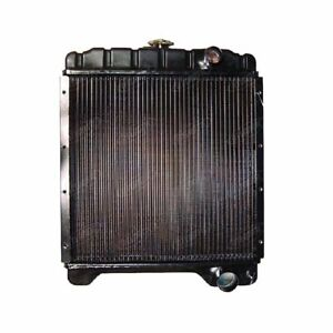 1706 6507 Case International Harvester Parts Radiator 580k Indust const 580sk I