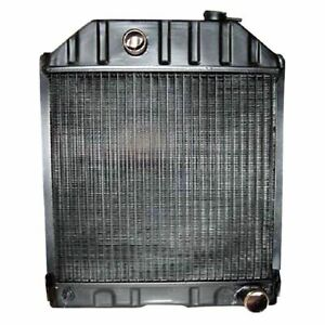 1106 6311 Made To Fit Ford New Holland Radiator 2000 2300 230a 231 2310 233