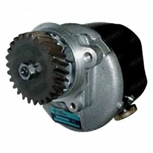 1101 1025 Made To Fit Ford New Holland Power Steering Pump 250c 260c 340 340a
