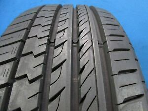 One Used Sumitomo Tour Plus Lst 205 55 16 10 11 32 Tread Repair Free 1290b