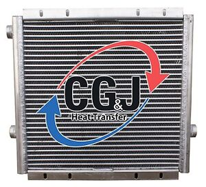 25 To 50 Hp Universal Oil Cooler Air Compressor