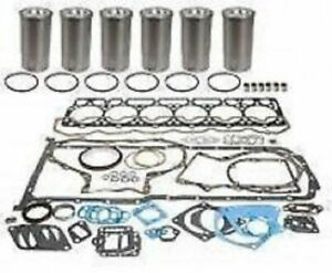 Case Ih Engine Overhaul Kit 504bdti 504 Cid Turbo Diesel 2670 4690 4694 Ws6
