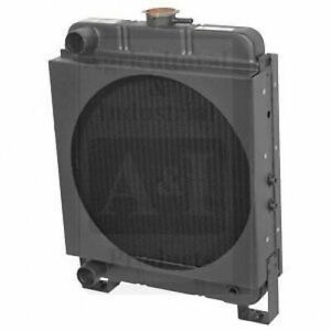 Ford 1110 Compact Tractor Radiator Sba310020020
