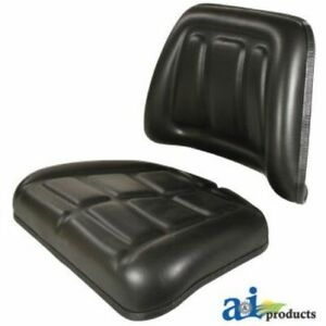 Massey Ferguson Ford Tractor Seat Cushion Kit Backrest Bottom