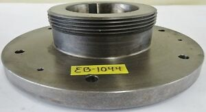 14 1 2 Finished Lathe Chuck Adapter Plate L2 Spindle Mount 1 Thickness