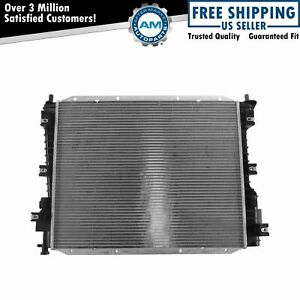 Radiator Assembly Aluminum Core Direct Fit For 05 10 Ford Mustang New