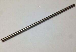 1 X Titanium Polished Rod Round Bar 3 8 X 9 8 9 5mm Model Maker Tools Ti 6al4v