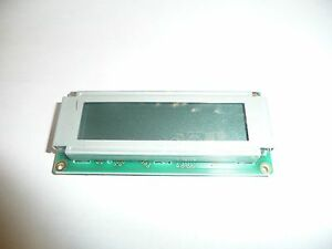 Rohm Rcm2060m a Lcd Display Module 16x2 Qty 1 Per Lot