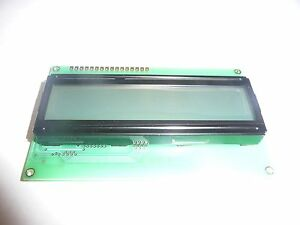 Power Tip Pc2002lrs eso h Lcd Display 20x2 5 25 In X 1 In