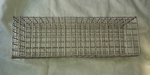 Wire Cage All Stainless 5 Sides Very Heavy Stainless Steel