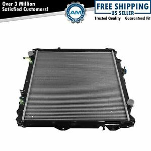 Radiator New For 96 02 Toyota 4runner 2 7l 3 4l