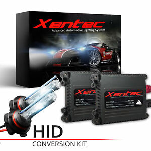 Xentec Slim 35w 55w Xenon Headlight Hid Kit For Ford E 150 E 250 E 350 E 450