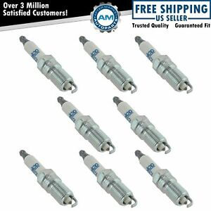 Ac Delco 41 962 Platinum Ignition Spark Plug Set Of 8 For Chevy Gmc Buick New