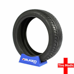 2 New Falken Ohtsu Fp8000 High Performance Tires 245 35 20 2453520