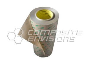 3m 467mp Double Sided Adhesive Transfer Tape 24 Width Full Roll