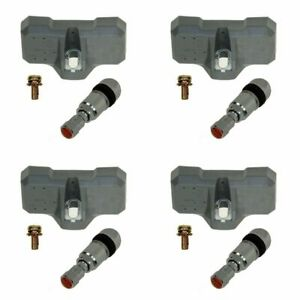Dorman Tire Pressure Monitor Sensor Tpms Set Of 4 For Ford Mercury Pickup Truck