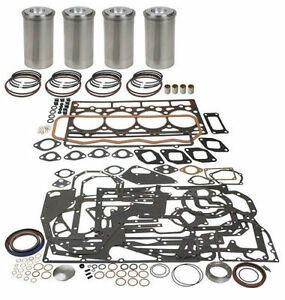 John Deere 4 276d Inframe Engine Overhaul Kit 2630 2640 410c Early