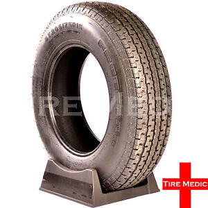 1 New Freestar Radial Trailer St 205 75 14 2057514 6 Ply C Load Tire Tires