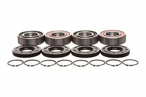 King Kutter Finish Mower Spindle Bearing Seal Rebuild 2 Pack Replaces 555009