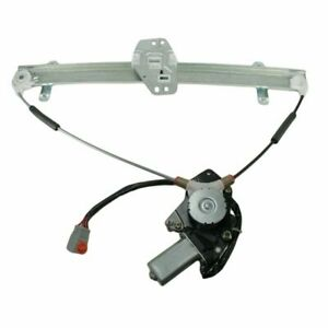 Front Power Window Regulator W Motor Driver Side Left Lh For 03 11 Element