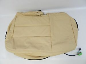 New Oem 2001 2003 Volkswagen Vw Passat Rear Right Seat Cushion Cover Beige Leath