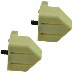 Oem 15835667 Front Suspension Bump Stop Pair For Gm Pickup Truck Suv New