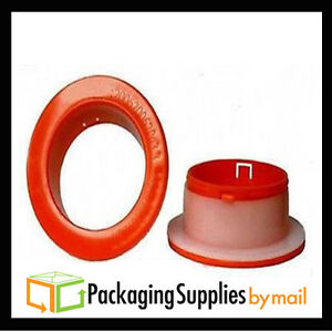 Hand Saver Dispenser For 12 18 Hand Wrap Red Spinner 3 Id Each 10 Pair