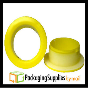 Hand Saver Dispenser For 12 18 Hand Wrap Yellow Spinner 3 Id Each 10 Pair