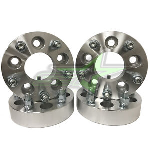 5x4 75 To 5x4 5 Wheel Adapters 1 25 Inch Thick 5x120 To 5x114 3 12x1 5 Studs