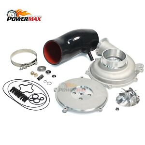 Ford Powerstroke 7 3l Gtp38 Turbo Upgrade Compressor Housing Wheel Rebuild Kit
