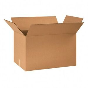 25 9x5x6 Cardboard Packing Mailing Moving Shipping Boxes Corrugated Box Cartons