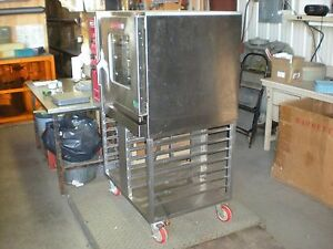 Blodgett Combi Oven Model Cos 6 aa For Parts Or Repair