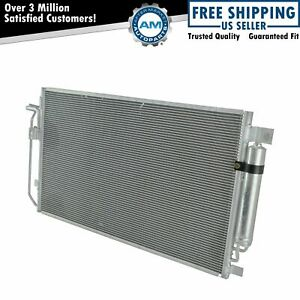 Ac Condenser A C Air Conditioning With Receiver Drier For Nissan Altima Maxima