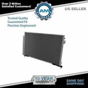 Ac Condenser A C Air Conditioning With Receiver Drier For Honda Civic Coupe New