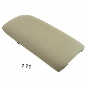 Front Tan Center Console Lid For Ford Explorer Mercury Mountaineer Truck Suv New