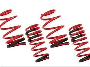 Neu f By Neuspeed Lowering Springs For 2012 Fiat 500 500c 500t abarth