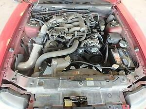 2004 04 Ford Mustang 4 Speed At Automatic Transmission Gearbox 4r70w