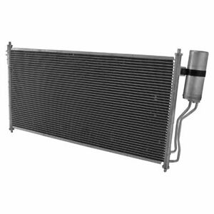 Ac Condenser A C Air Conditioning With Receiver Drier For 04 09 Nissan Quest