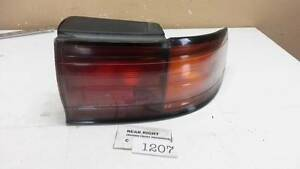 1992 1996 Toyota Camry Right Tail Light Oem