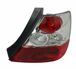 Honda Civic Ep3 Si Taillight Right 2004 2005 Mk7 Depo Facelift Ep1 Ep2 Ep4 Hatch