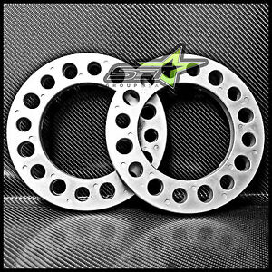 2pc 8 Lug Wheel Spacers 1 2 Inch 12mm Fits 8x6 5 8x170 8x165 1 Dodge 2500 3500
