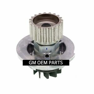 Engine Water Pump For Chevy Optra lacetti suzuki Forenza 1 5 1 6l 2004 07 Oem