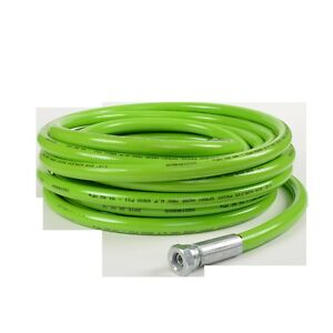 Titan High Pressure 1 4 X 50 Green Airless Paint Spray Hose 6500psi Oem
