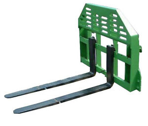 New Pallet Forks For John Deere 200 300 400 500 Loaders
