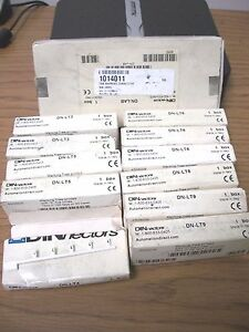Dinnector Tag Lot Dn lt3 4 5 6 8 9 And Tab Marking Dinnector