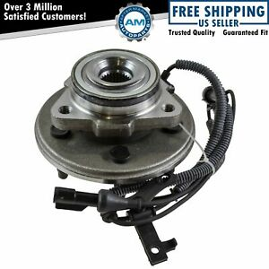 Front Wheel Hub Bearing New For Explorer Mountaineer 5 Lug