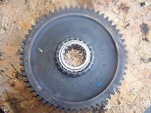 Ih Farmall International 1586 Tractor Pto Drive Gear 104400c1